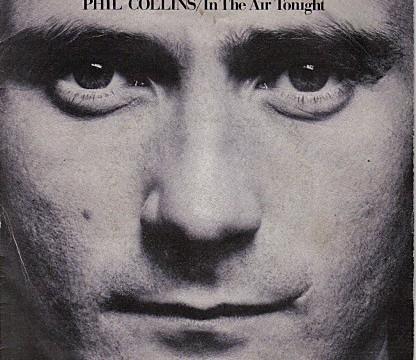 Phil Collins – In the Air Tonight Lyrics