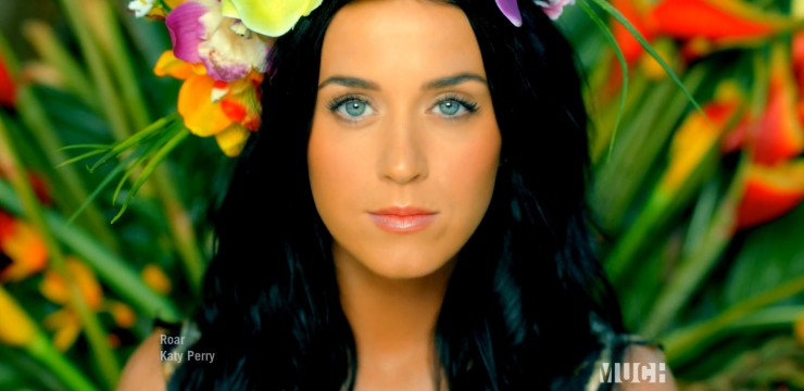 Katy Perry Roar (Video)